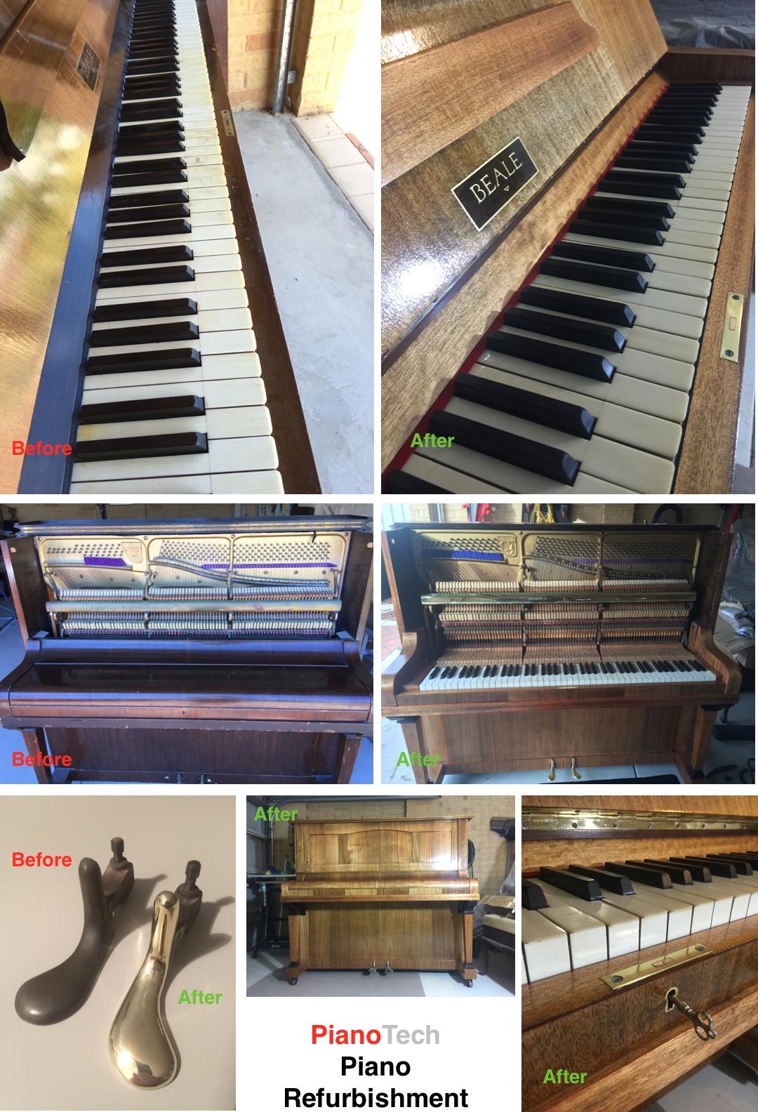 Beale piano australian